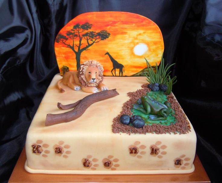 Africa Cake In 2019 Kuchen Ideen Afrika Und Kuchen