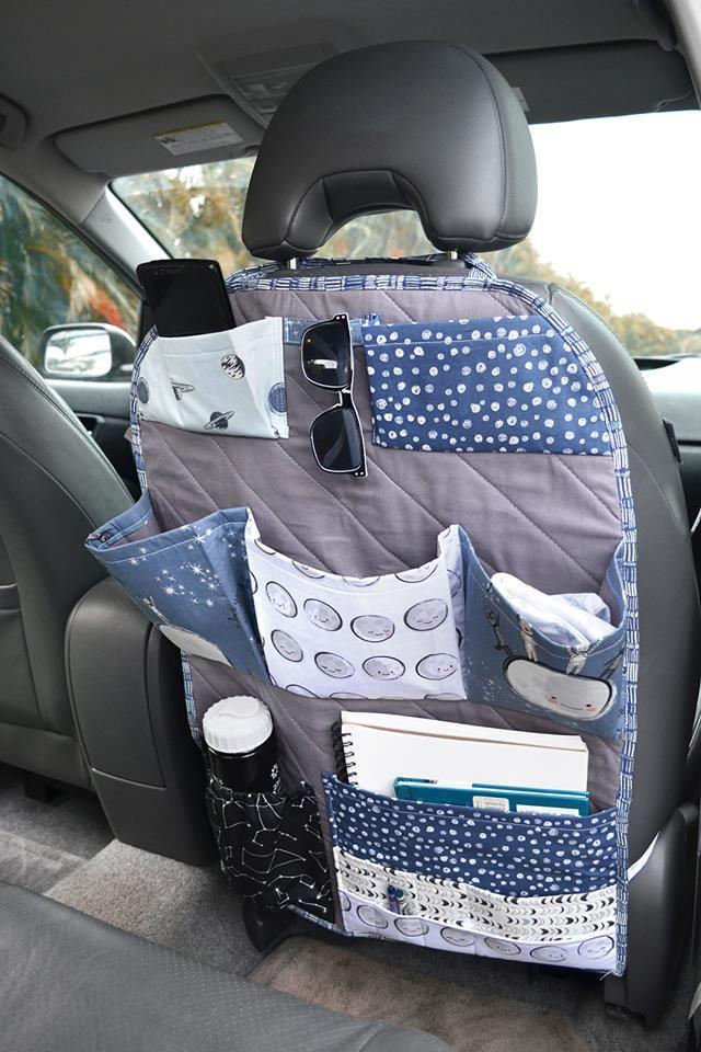 Car Organizer Car Organization Diy Sewing Patterns Free Cars Organization