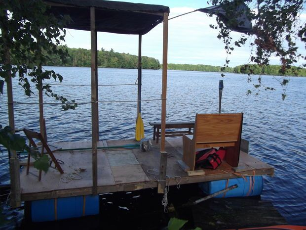 Homemade Pontoon Boat Pontoon Boating And Boating