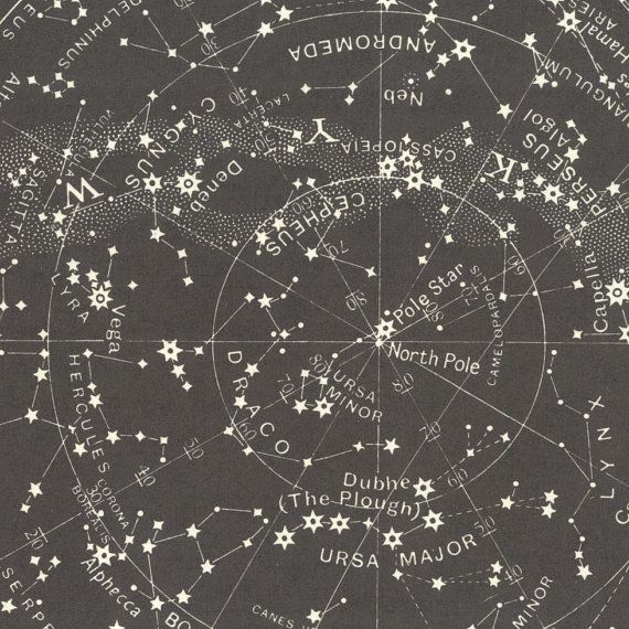 astronomy star charts constellations - 570×570