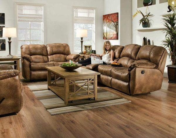 Montana Reclining Sofa