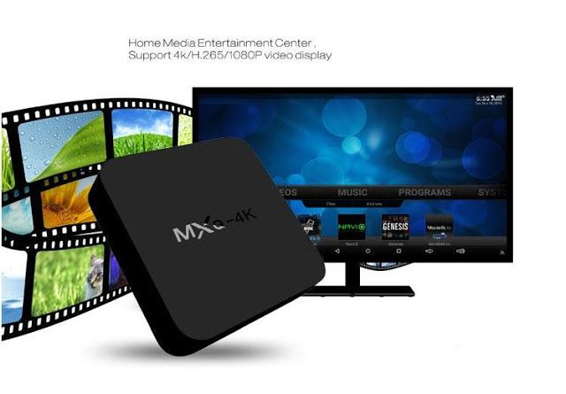 Firmware upgrade MXQ4k android 7.1 (2018)
