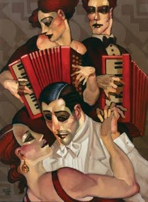 Juarez Machado and His Tango Dancers