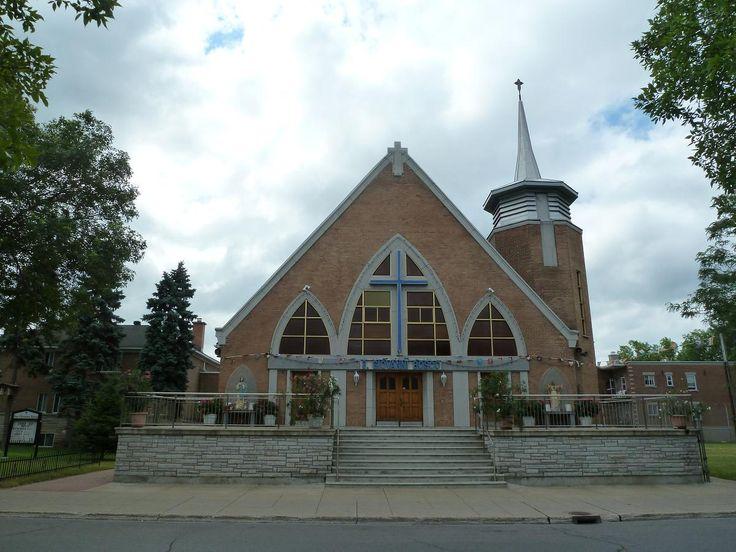 Montréal (église Saint-Jean-Bosco), Québec, Canada (45.453530, -73.595670)