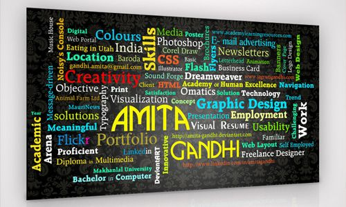 everything you need for graphic designer written here