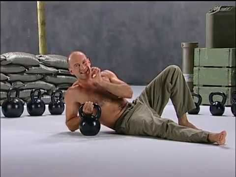 """""""The kettlebell is an ancient Russian weapon against weakness"""" https://youtu.be/cKx8xE8jJZs?utm_content=buffer4e243&utm_medium=social&utm_source=pinterest.com&utm_campaign=buffer and we've got a TON of them here in The Hangar!"""