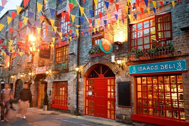 Isaacs Hostel in #Dublin is a real culture fest!