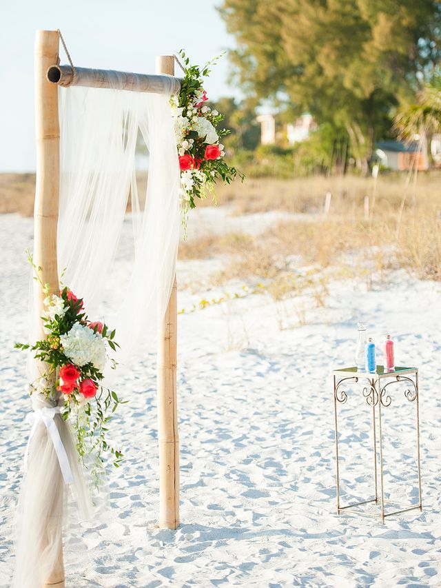 19 Stunning Outdoor Wedding Arch Ideas Bamboo Wedding Arch
