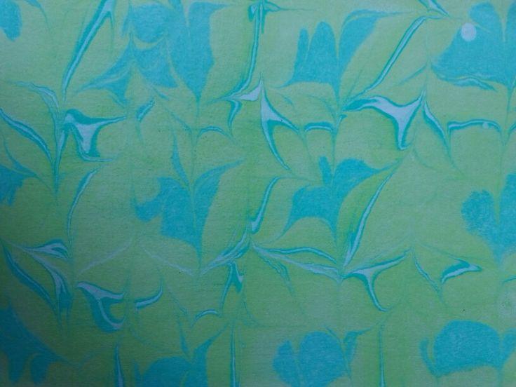 #Arte #Art #Manufactura #HandMade #MarbelingPaper #MarmorPapier #MarbledPaper #PaperArt #papiermarbre #Marbleized #MarblePaper #PaperMarbling #EbruArt