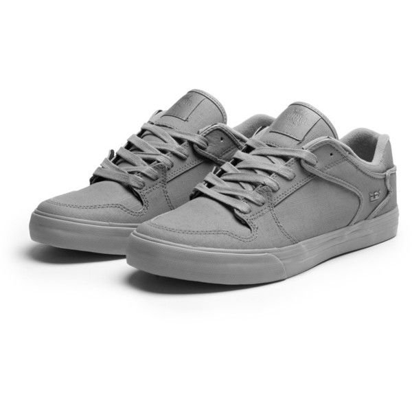 SUPRA Footwear ($85) ❤ liked on Polyvore featuring shoes, sneakers, low top shoes, low top, supra footwear, low profile shoes and supra shoes