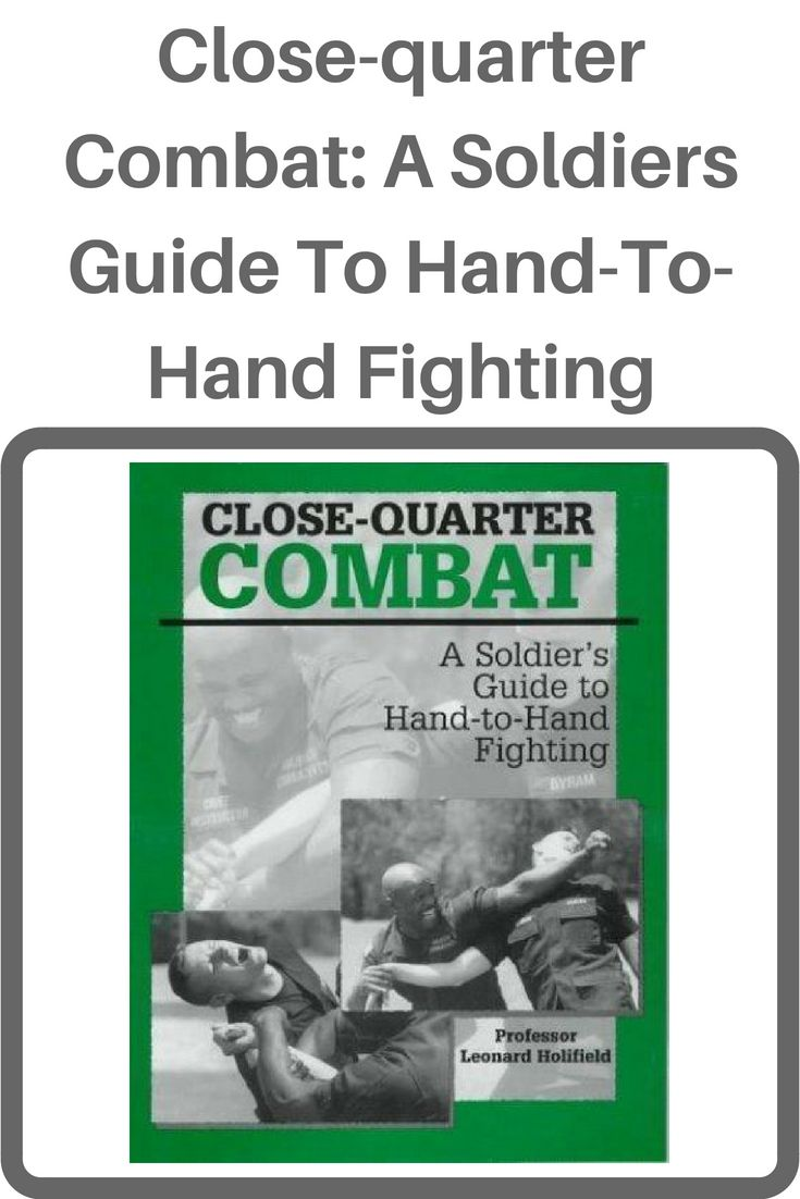 Close quarter battle Training Manual