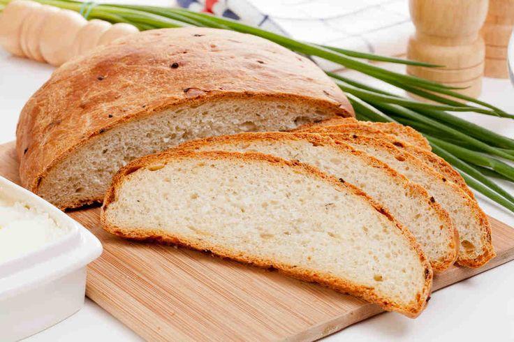 Chleb cebulowy #smacznastrona #przepisytesco #chlebcebulowy #chlebdomowy #mniam