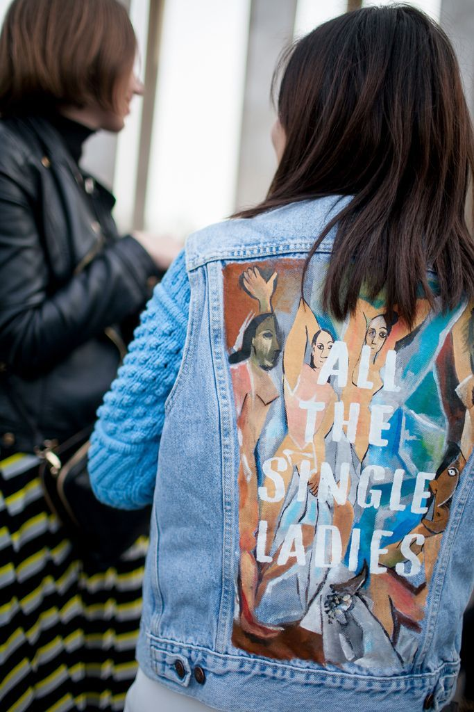 Paris Fashion Week Street Style [Photo by Kuba Dabrowski] #style #fashion #streetstyle