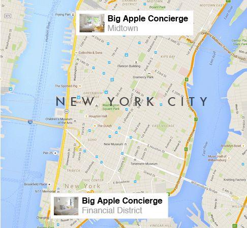 Big Apple Concierge -- Short term apartments rentals in Manhattan, NYC, New York