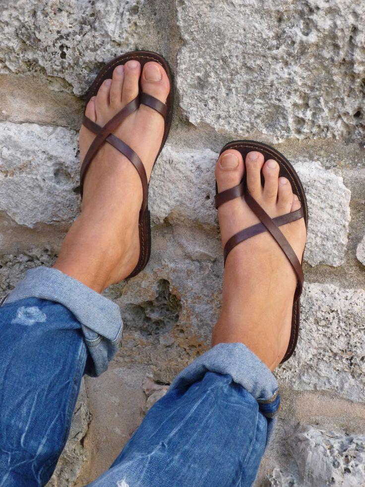Boooyaaaa!  Men's Sandals :-)