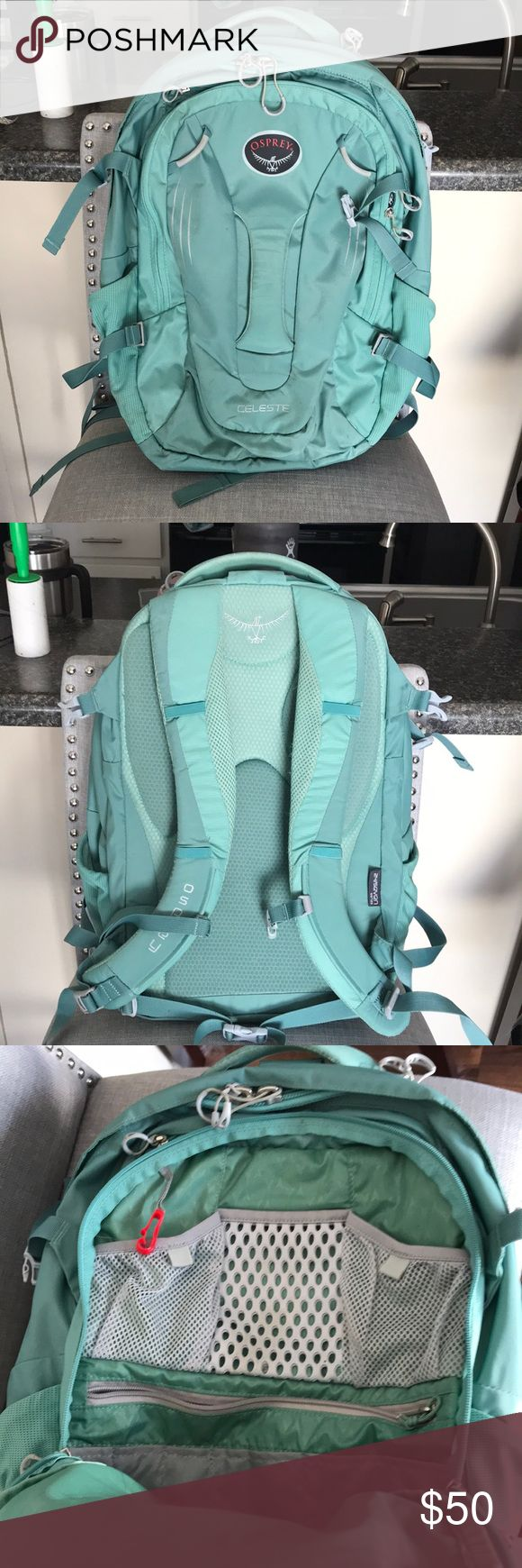 Osprey Backpack Used for a semester. Excellent condition! Osprey Bags Backpacks
