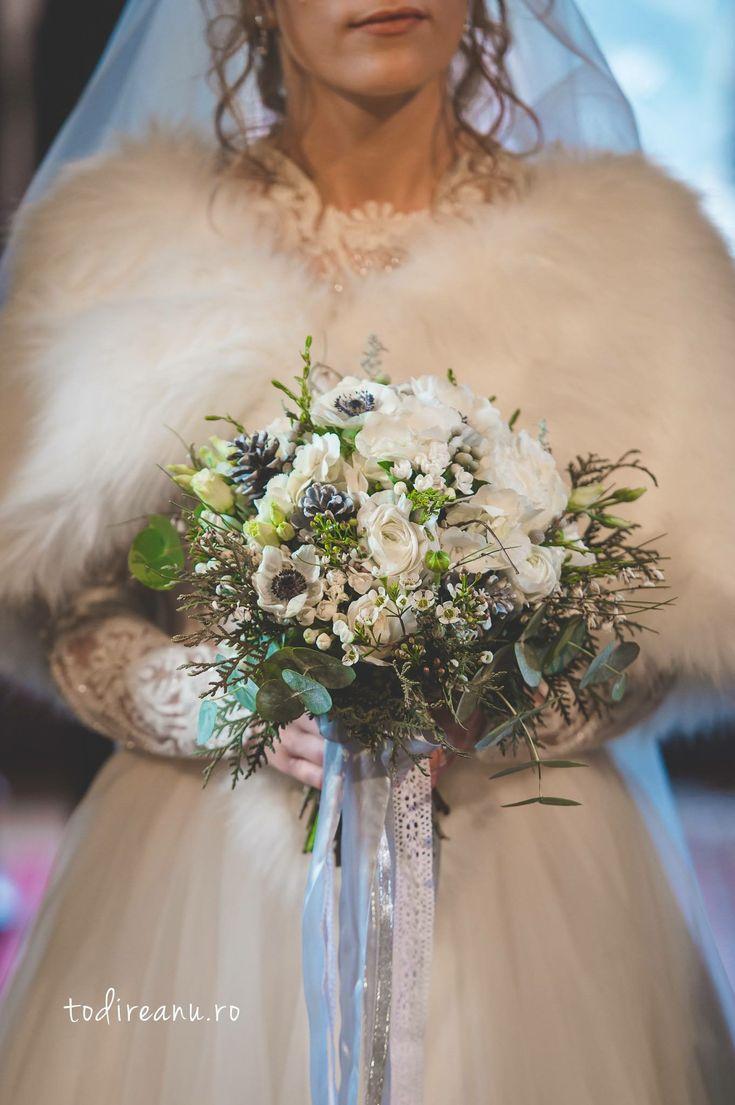 A Winter fairytale bouquet