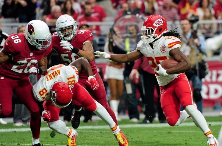 Kansas City Chiefs vs Arizona Cardinals game live online on NFL network. stream your favourite game on Ipad, IPhone, PC, Mac and Android. Don't worry about