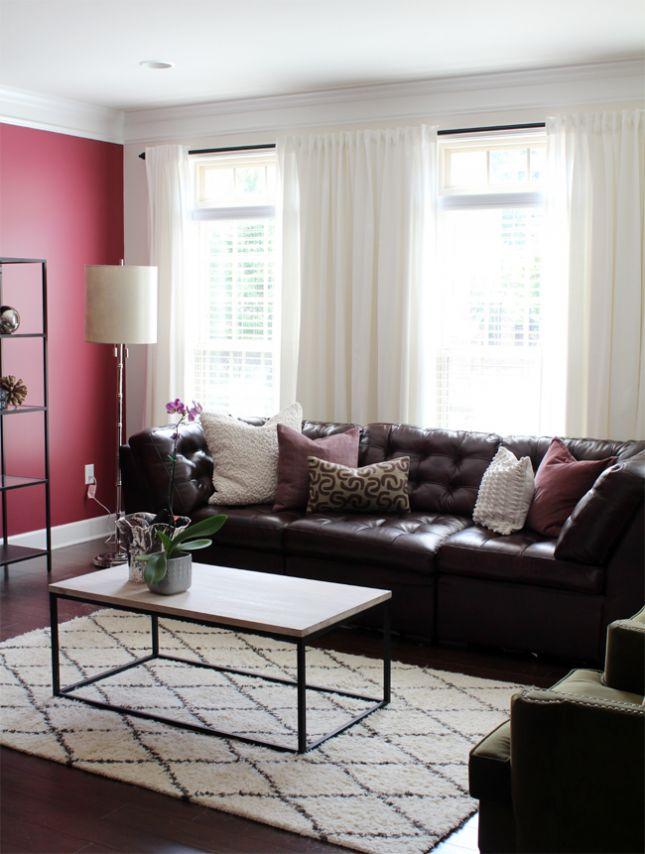 Sofa BedSleeper Sofa QUICK CHANGE A BACHELOR PAD uS THREE DAY MAKEOVER