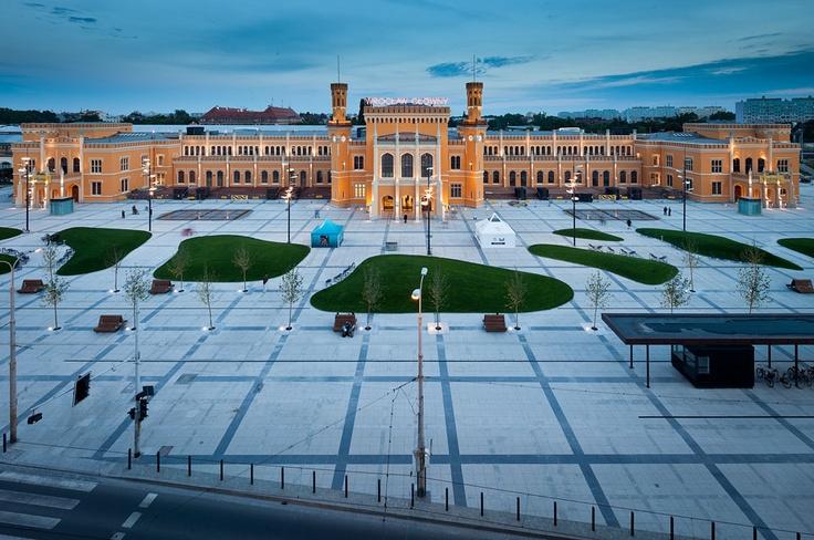 Wrocław Główny #wroclaw