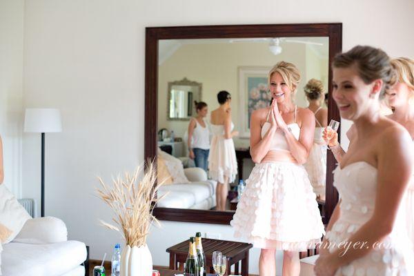 Julia & Tyron's Wedding, River Place, Johannesburg