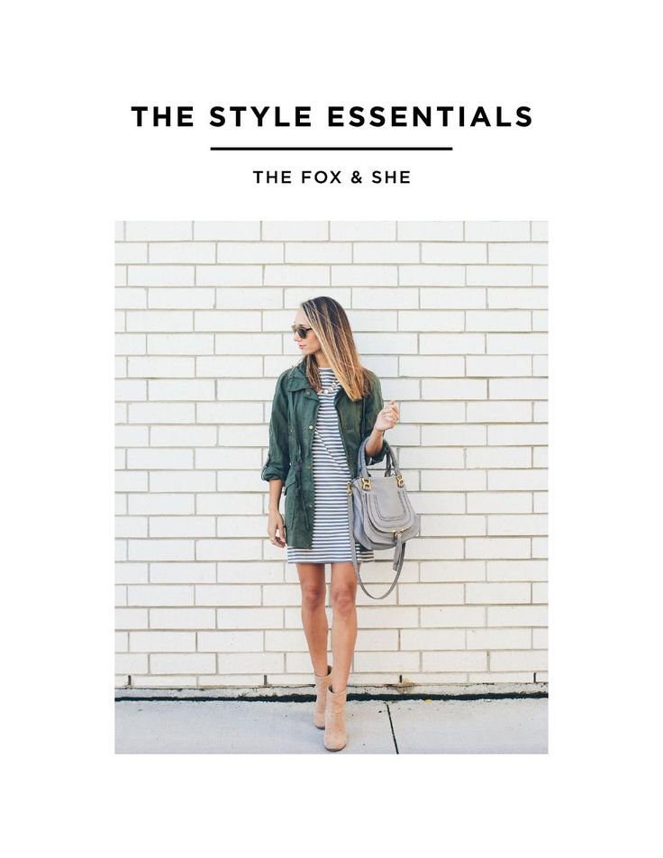A collection of essential wardrobe pieces, interior design tricks and more!