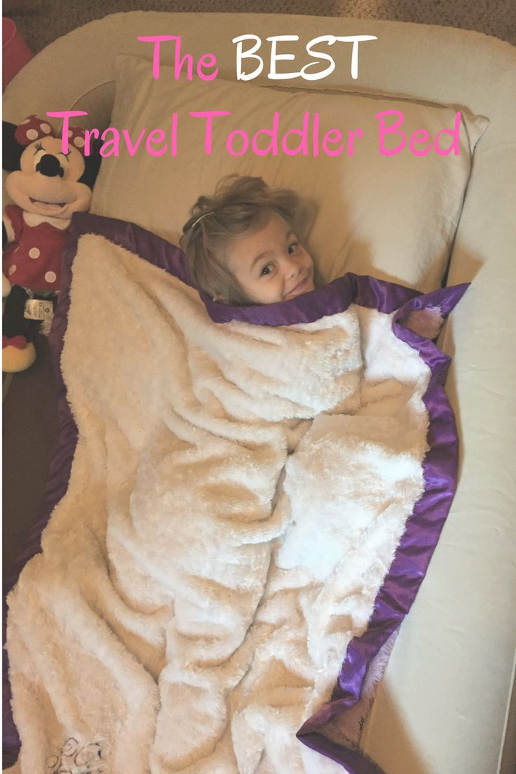 Best Travel Toddler bed, must have for traveling with toddler http://www.mysillymonkey.com/travel-toddler-bed/