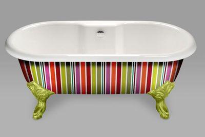 Les 25 meilleures id es concernant baignoire sur pattes sur pinterest salle - Baignoire patte de lion ...