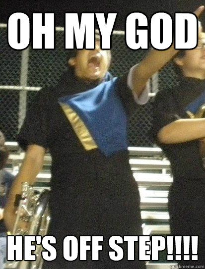 Stereotypical Band Geek memes | quickmeme""