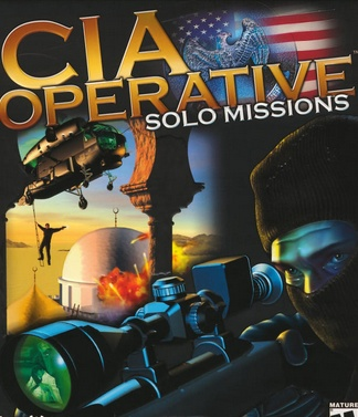 CIA Operative Solo Missions Free Download PC Game | Free Games Downloads