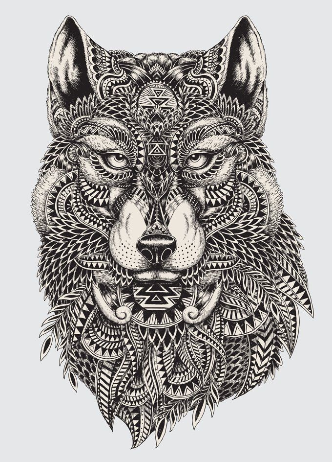 Wolf Tattoo Meaning | Strength, intelligence, loyalty, perserverance and compassion