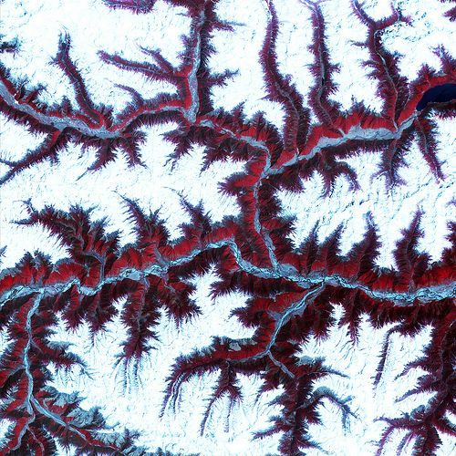 Himalayas by NASA Goddard Photo and Video, via Flickr