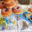 35. Un condominio in cucina: Bombe,ciambelle e cannoli Just added my InLinkz link here: http://www.degustibusitinera.it/cucina/113-pain-margueritte-per-panissimo26.html