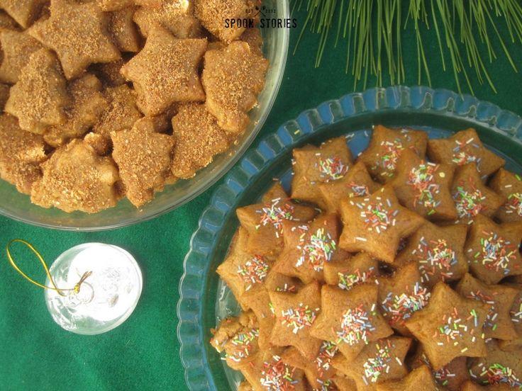 Σας έταξα στη προηγούμενη ανάρτηση κάτι φαγώσιμο και γιορτινό καιήρθα! Καταπληκτικά μελομακάρονα με κίτρινο αλεύρι σίτου.Τα μελομακάρονα είναι αγαπημένα γλυκά μιας ιδιαίτερα δημοφιλής γιορτής. Ποιας γιορτής? Μα τα Χριστούγεννα φυσικά, είναι να ρωτάτε?Εδώ στο σπίτι πάντα προσπαθούμε να φτιάχνουμε μια παραλλαγή αυτών των κλασικών γλυκών και αυτό γιατί μάλλον έχουμε…