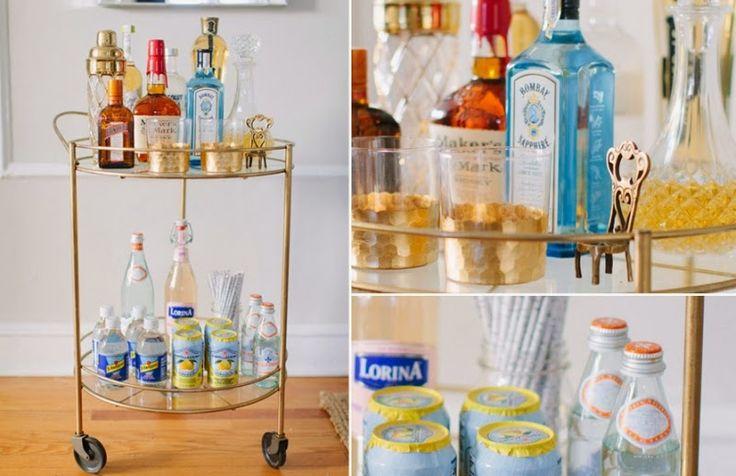 【実例】清潔感溢れるギリシャ風のお部屋   海外インテリア&お部屋実例集