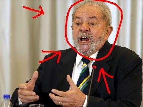 Lula Se irrita QUANDO FALA QUE SERA PRESO!!!!!