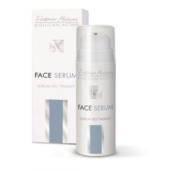 Siero per il viso Pensato specificatamente per pelli sensibili, stanche, secche e soggette ad #acne. L'argento colloidale ha un'azione antibatterica e proprietà lenitive. Il beta-glucano d'avena idrata e rigenera la pelle. Gli esteri di acidi grassi superiori ricavati dall'olio di semi di lino e gli acidi omega 3,6,e 9 rassodano la #pelle e regolano le secrezioni di sebo. #skin #skincare #FMGroup