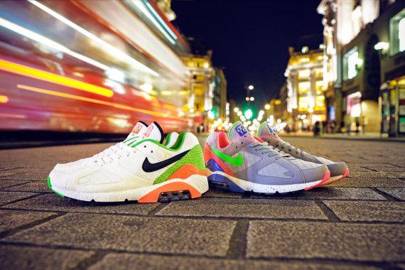 size? x Nike Air Max 180 Urban Safari Pack - Part 3