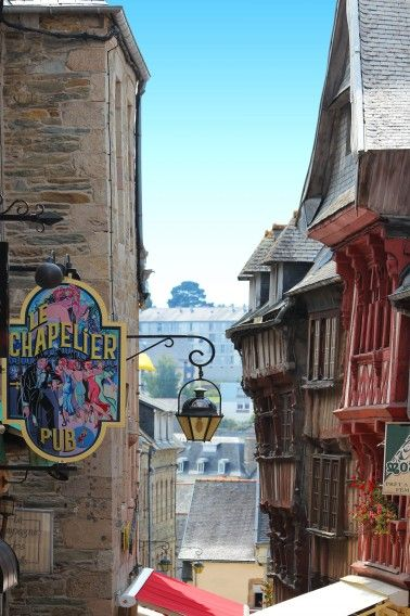 Lannion, France / Bretagne