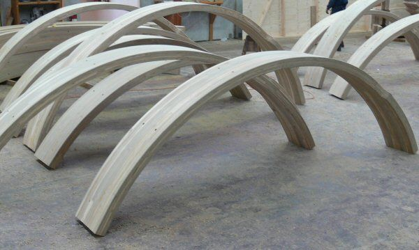 the glulam curved design - Google Search