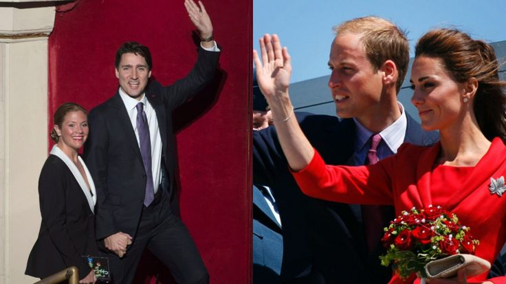 PM Trudeau to join royals on Yukon visit next month - North - CBC News