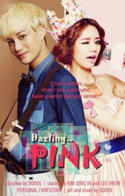 #wattpad #fiksi-penggemar Bercerita tentang seorang gadis maniac pink yang mampu membuat pangeran hitam hilang akal.
