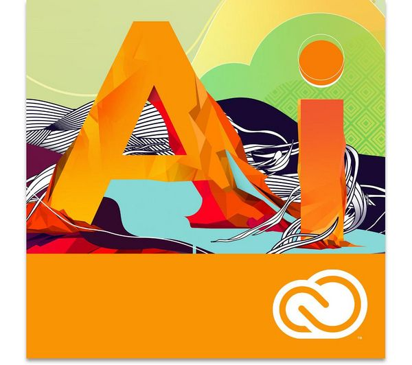 Buy ADOBE Illustrator Creative Cloud 12-Month Pre-Paid Membership | Free Delivery | Currys