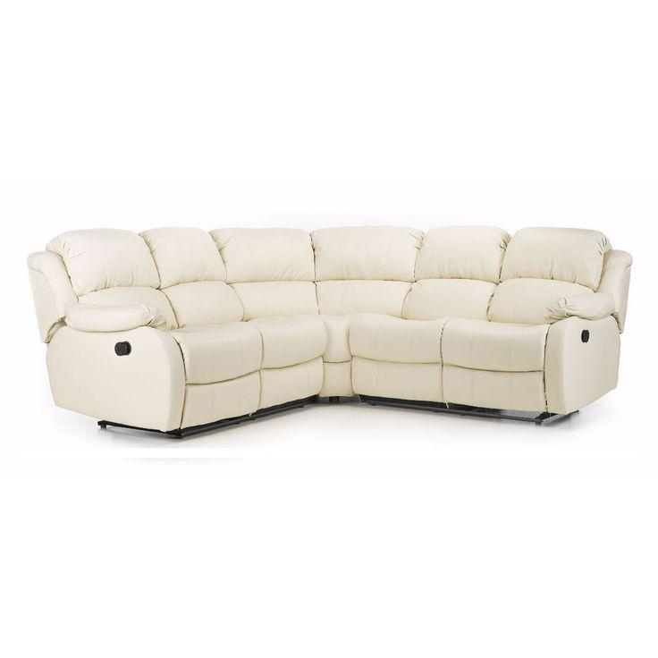 Leather Corner Recliner Sofa Sale: Best 25+ Cream Leather Sofa Ideas On Pinterest