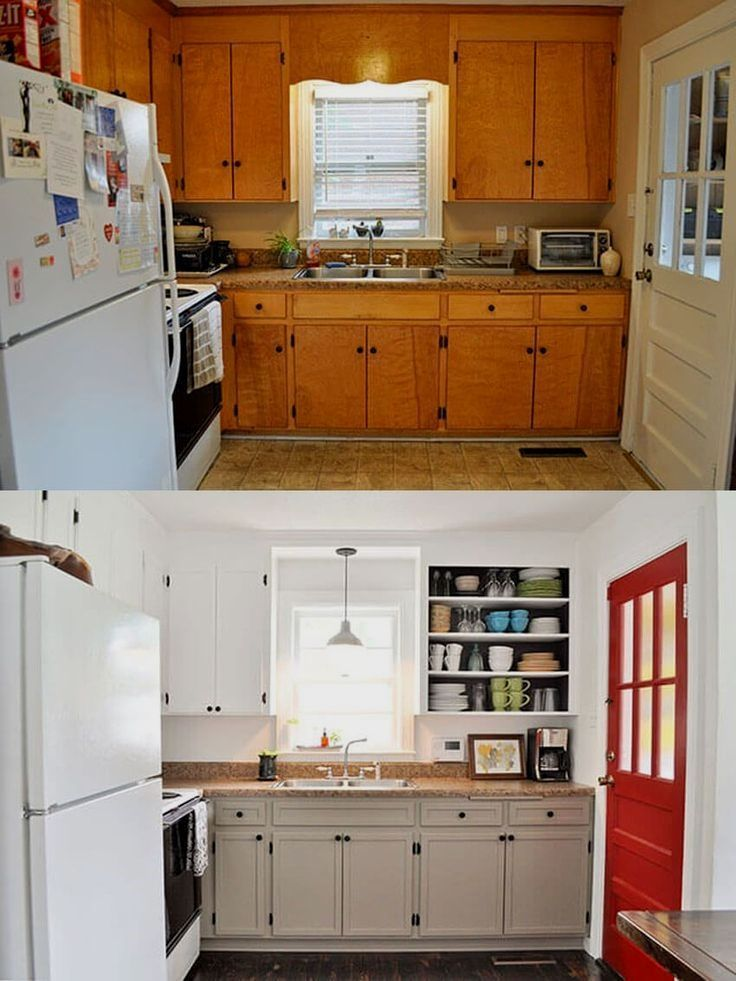 20 Excellent Kitchen Remodel Before And After Ideas In 2020 Kitchen Diy Makeover Kitchen Design Kitchen Renovation