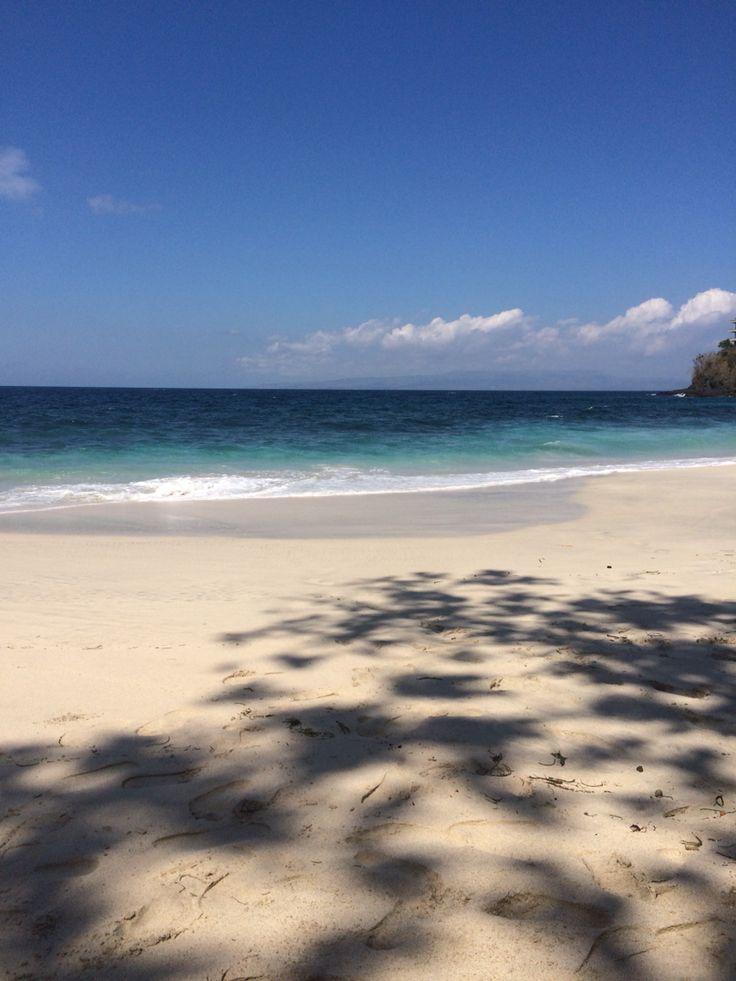 White Sand Beach Padangbai