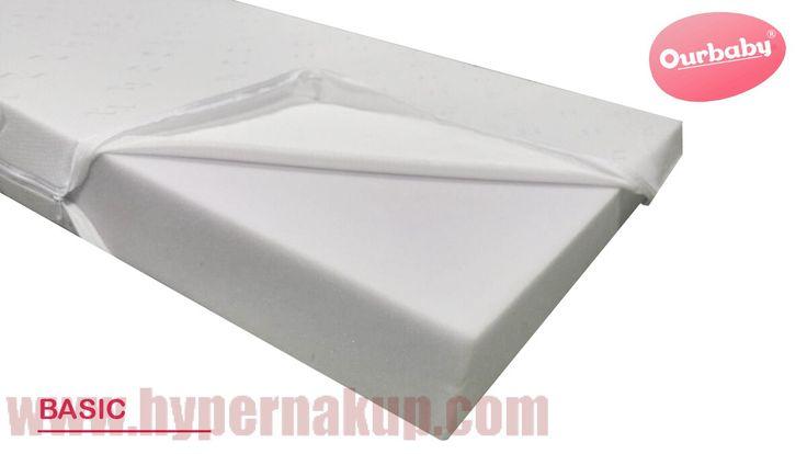 Penový univerzálny matrac Basic 90x200 cm