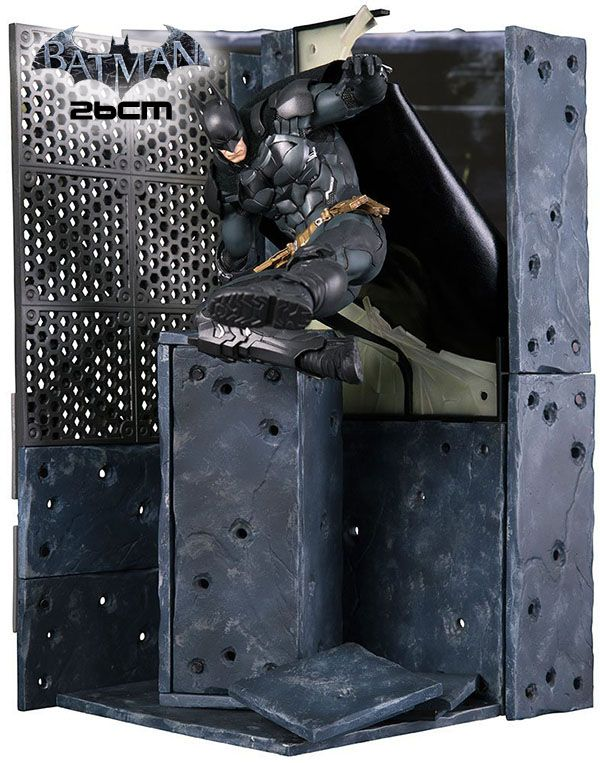 Figurine de Batman Arkham Knight