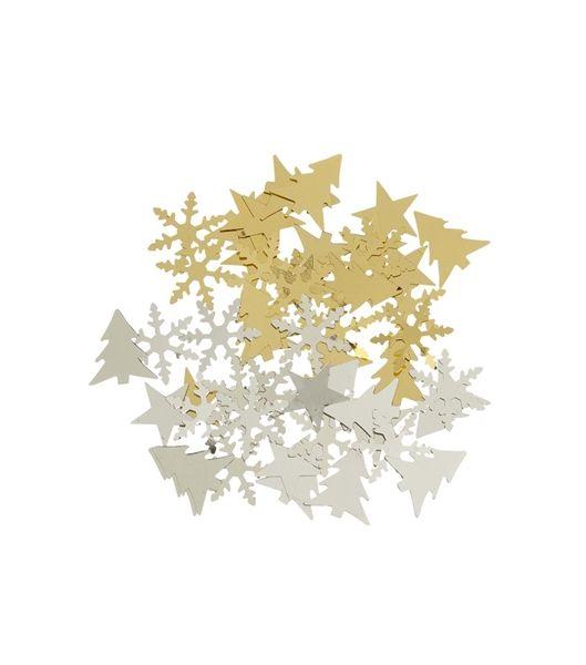 Gouden confetti 1,75