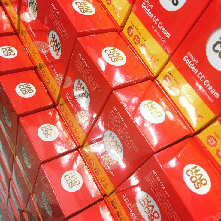 haocos smart golden cc cream